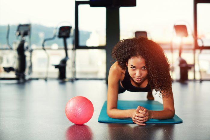 Résolution santé: pratiquez une activité