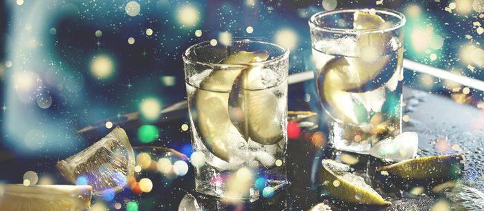 Cocktails de Noël: recettes et idées originales.