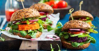 Que mangent les végétaliens?