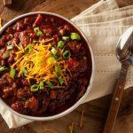 Chili con carne épicé