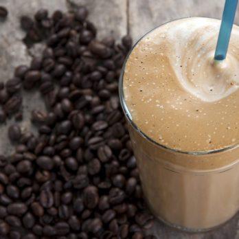 Smoothie au café
