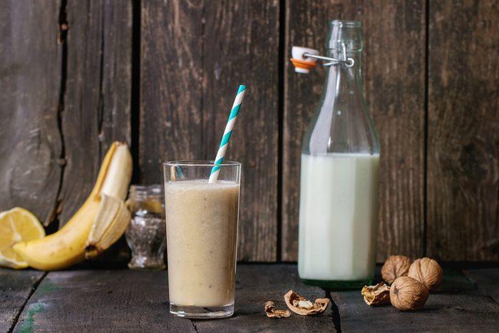Un smoothie santé pour stimuler l'entraînement
