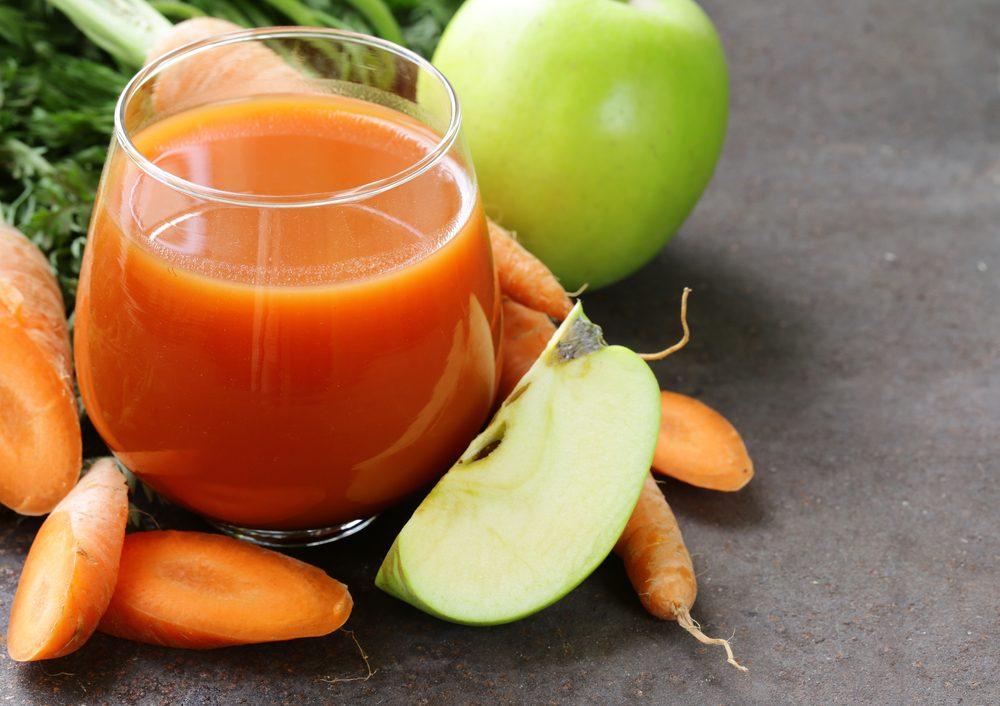 Un smoothie vitaminé avant le sport