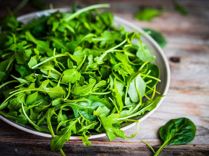 Les aliments amers regorgent de vitamines et de minéraux.