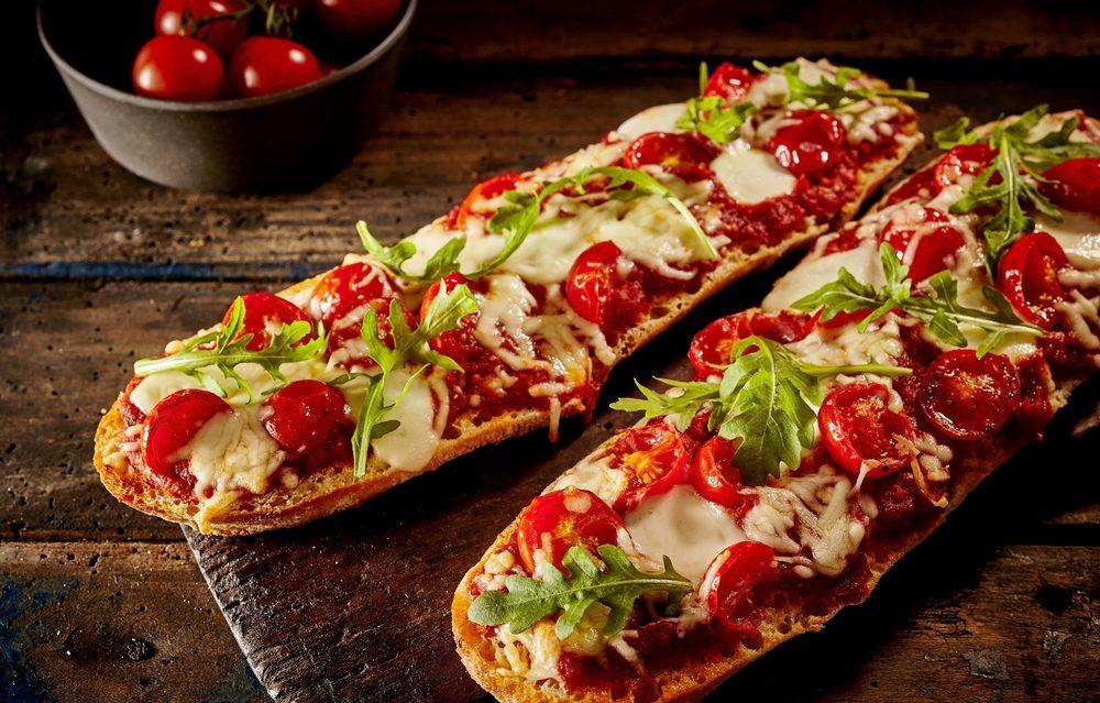 Une recette de sandwich à la salade Caprese