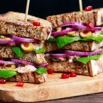 Nos 25 meilleures recettes de sandwichs