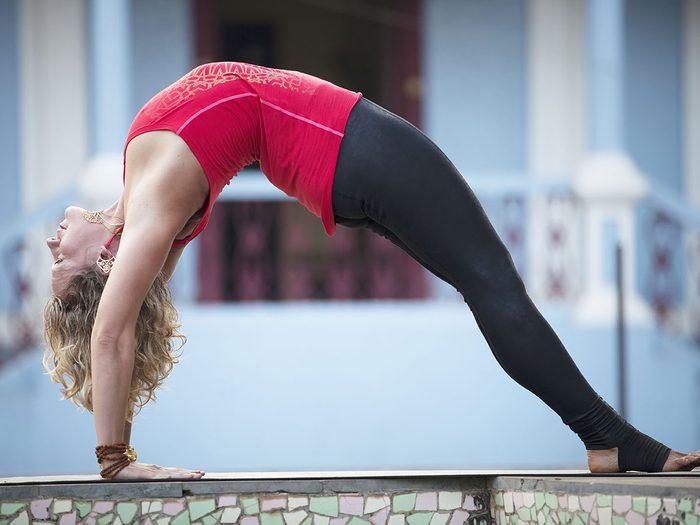 Le yoga Asthanga est l'un des types de yoga à essayer.