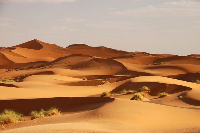 Le Maroc offre de superbes paysages.