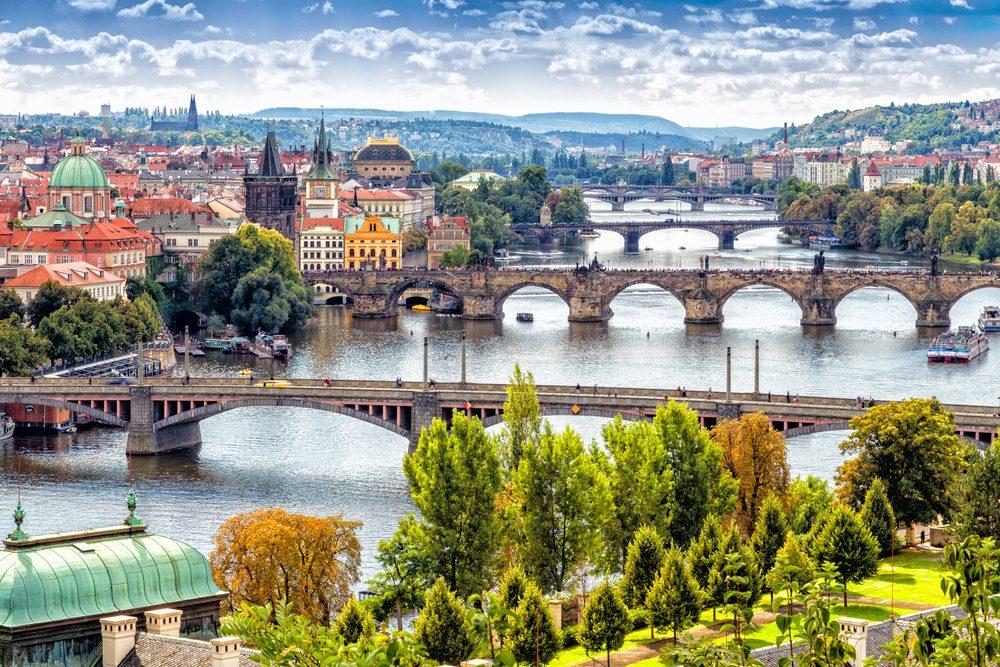 Prague En Rpublique Tchque Demeure Lune Des Meilleures Villes Visiter Si