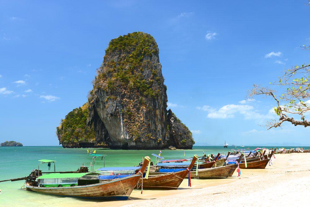 La Thaïlande est une destination prisée par les petits budgets.