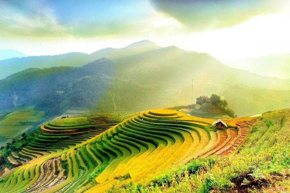 Le Vietnam est parfait pour les petits budgets.