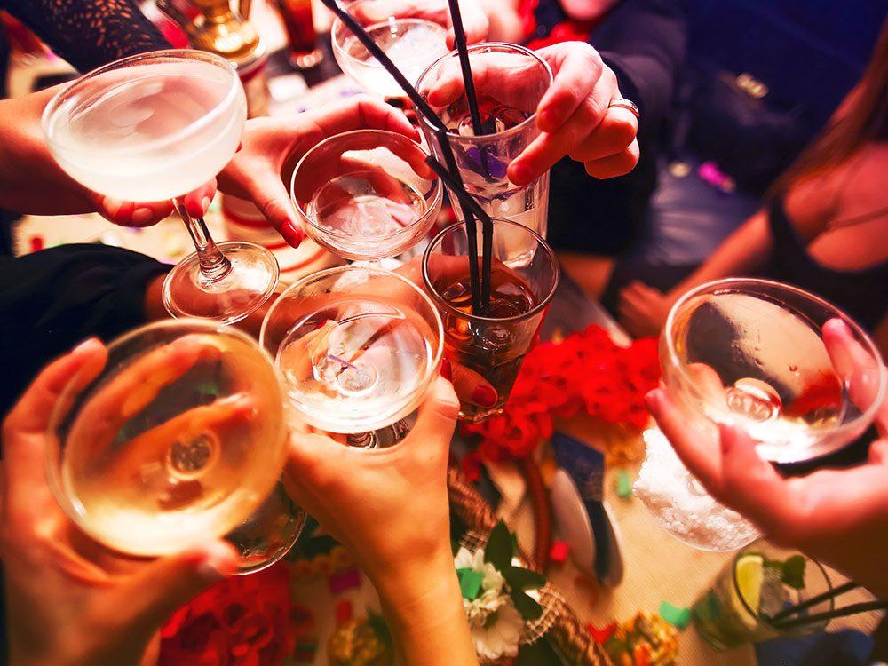 Alcool et santé font-ils bon ménage?