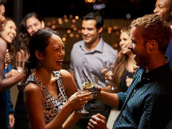Alcool et santé: il nuit au cerveau.
