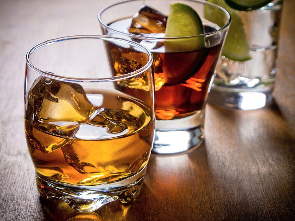 Alcool et santé: quelles conclusions faut-il tirer?