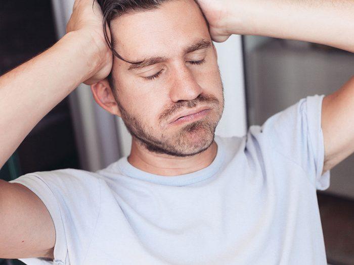 Diminuer le stress pour éviter les allergènes.