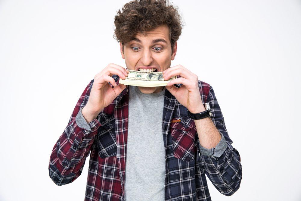 Erreur en entrevue d'embauche: trop d'accent sur l'argent.