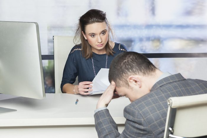Erreur en entrevue d'embauche: ne pas se préparer.