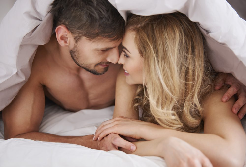 Le sexe fait diminuer la douleur.