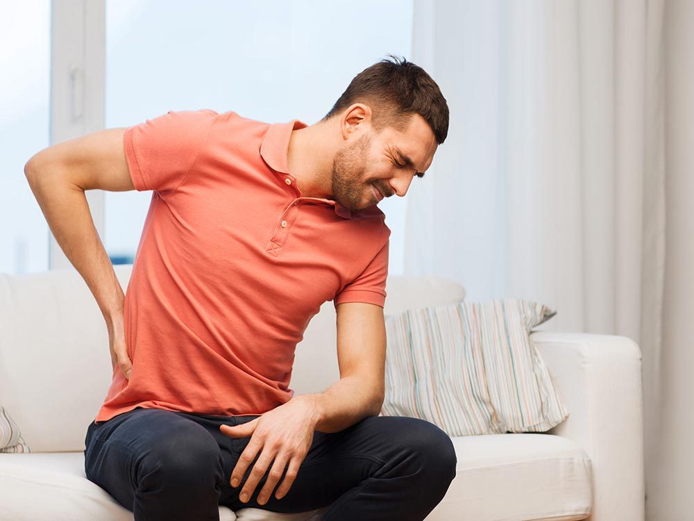 Réduisez vos maux de dos en équilibrant votre alimentation.