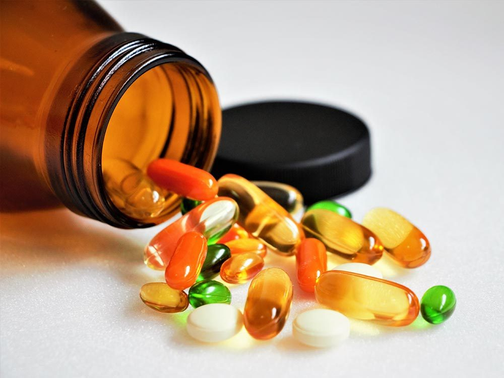 Nutriments essentiels : les oligo-éléments sont nécessaire à la santé des os.