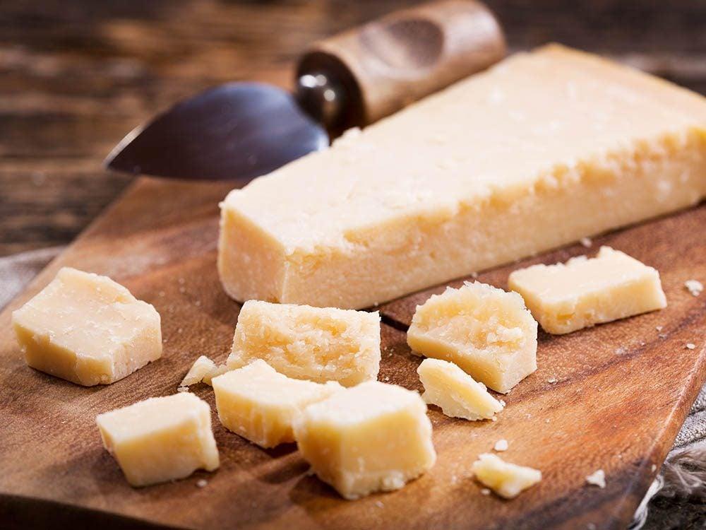Mangez des produits laitiers même si vous êtes intolérant au lactose.