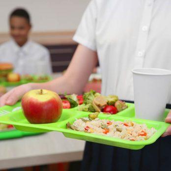 Que servent les cafeterias des écoles ailleurs dans le monde?