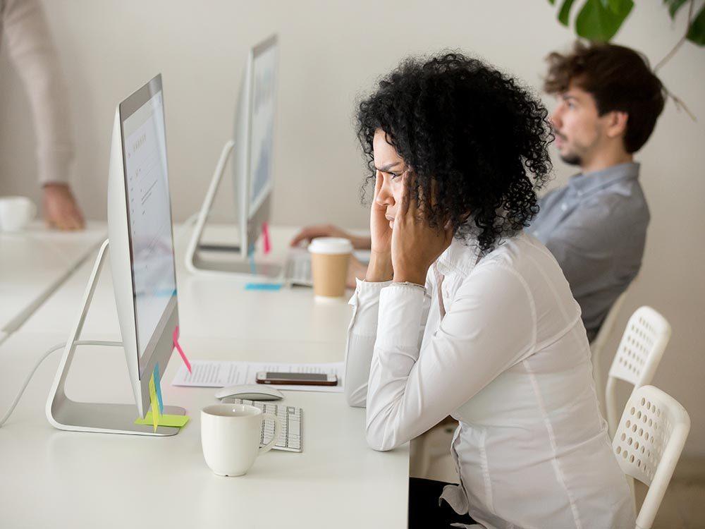 Pour être productif au travail, concentrez-vous sur une tâche à la fois.
