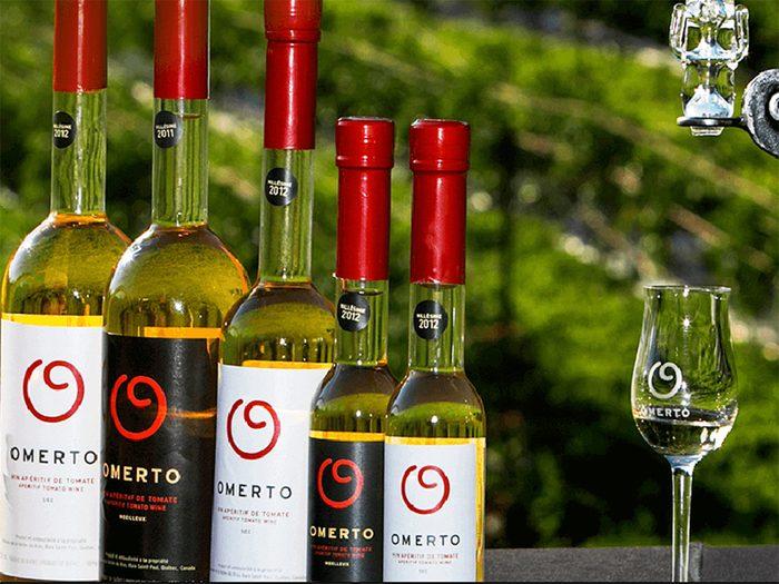 Charlevoix Vin De Tomate Omerto