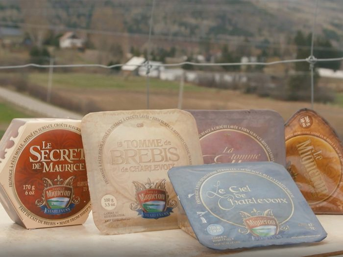Fromagerie Maurice Dufour Charlevoix