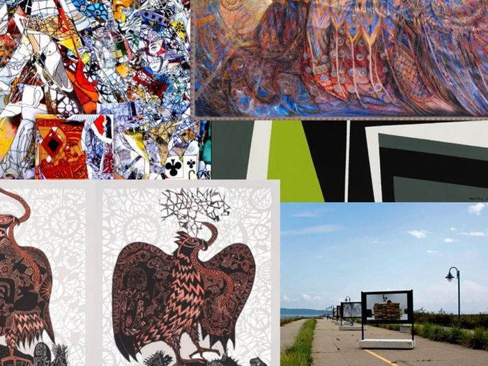 Musee De Charlevoix Artistes