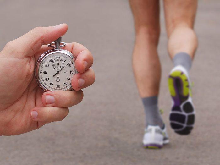 L'ultime programme d'entraînement de course et de marche par intervalles.