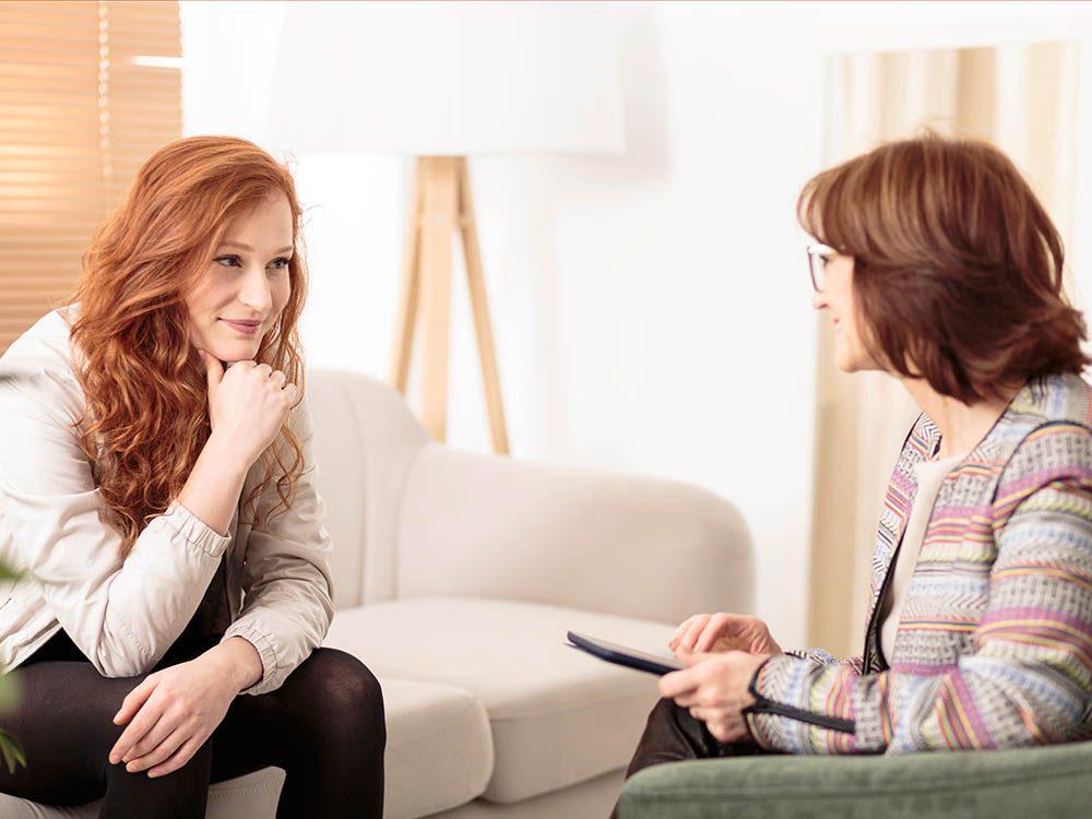 Il est important de se sentir à l'aise avec votre psychologue.