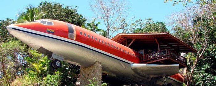 L'hôtel bizarre Costa Verde