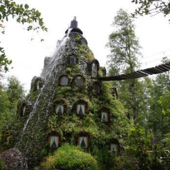 Séjour original: 40 hôtels insolites dans le monde