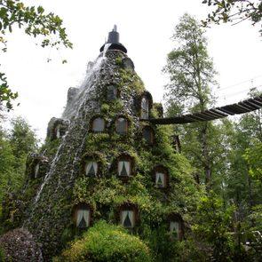 Les hôtels les plus étranges au monde.