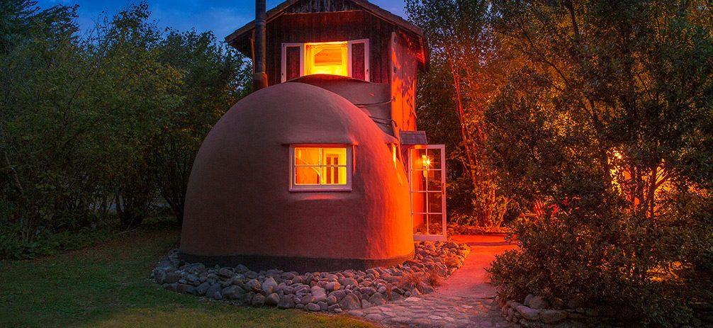 Un hôtel des plus bizarres en Nouvelle-Zélande