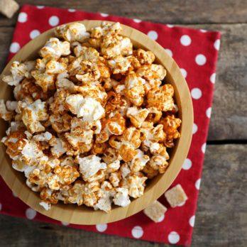 9 meilleures recettes de popcorn santé