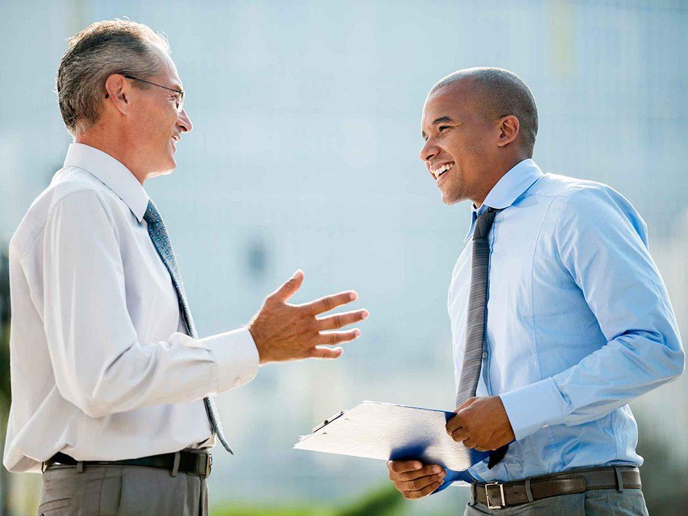 Comment obtenir une réponse honnête et éviter une situation gênante.