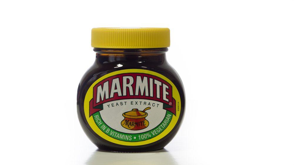 Un aliment des plus étranges, le Marmite