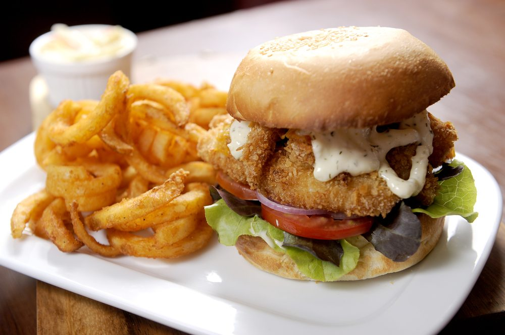Un des aliments les plus étranges du monde, le sandwich de cerveau frit