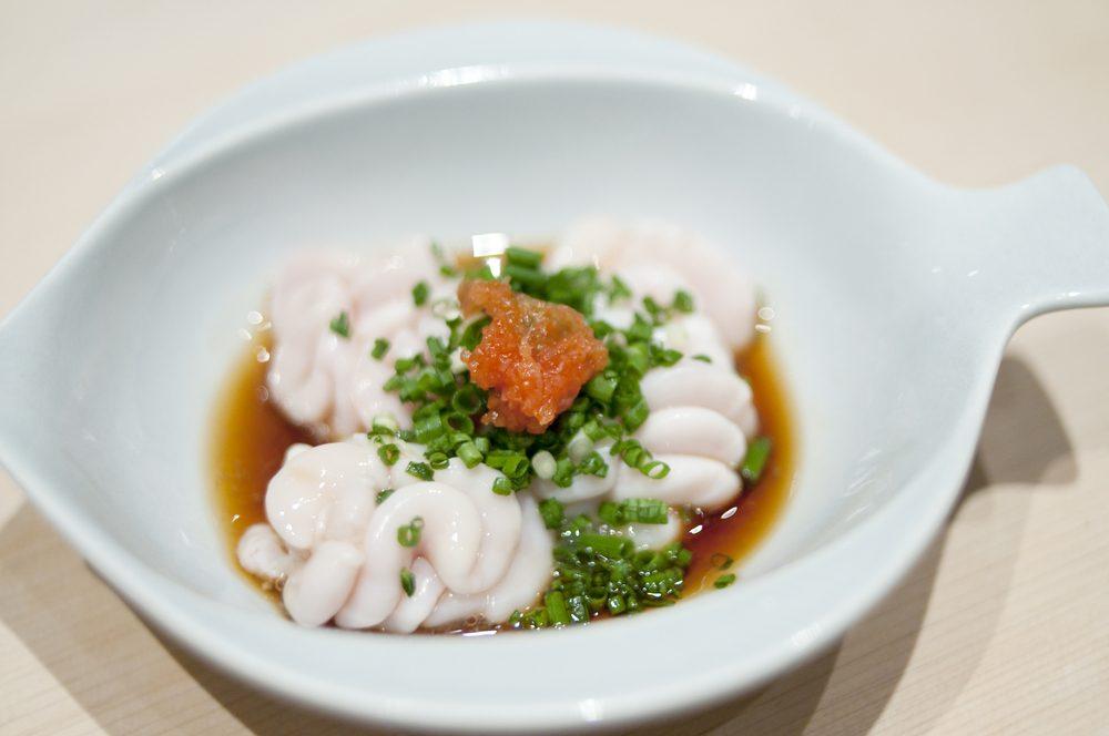 Un des aliments les plus étranges du globe, le shirako