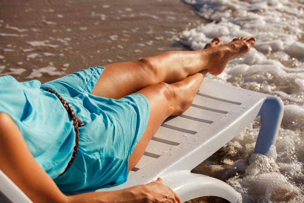 Les choses étonnantes qu'offrent les hôtels: une protection solaire