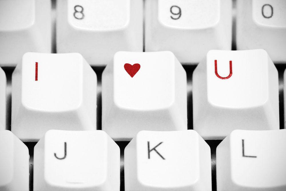 Des voeux de mariage en ligne sont l'une des choses étonnantes qu'offrent certains hôtels