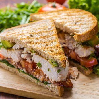 4 sandwichs santé, savoureux et délicieux