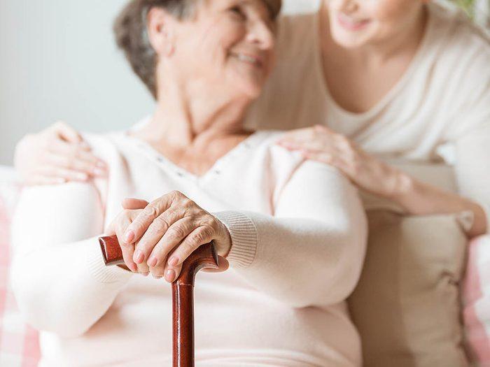Arthrite rhumatoïde : le moral ne doit pas être sous-estimé.