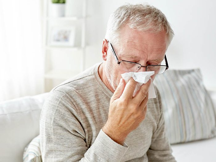 L'arthrite rhumatoïde pourrait être déclenchée par une infection.