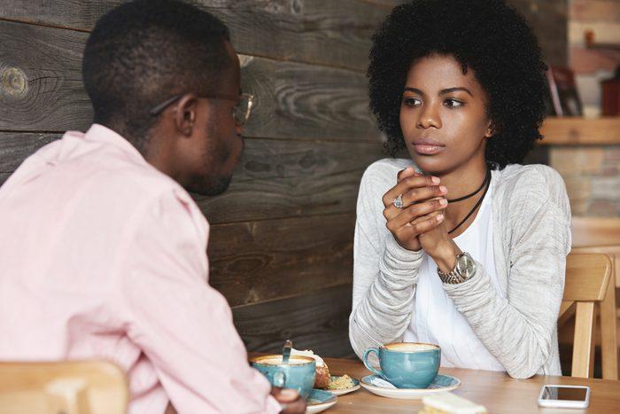 Choisissez vos moments de discussions pour régler vos problèmes ou conflits.