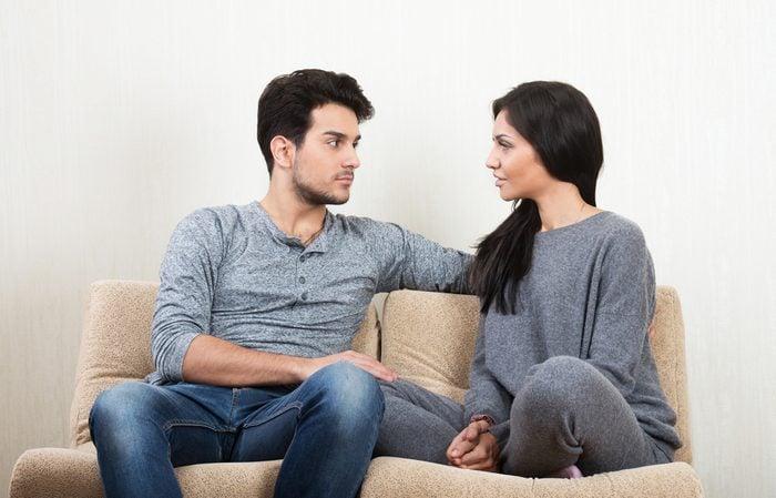 L'écoute est primordiale dans un couple.