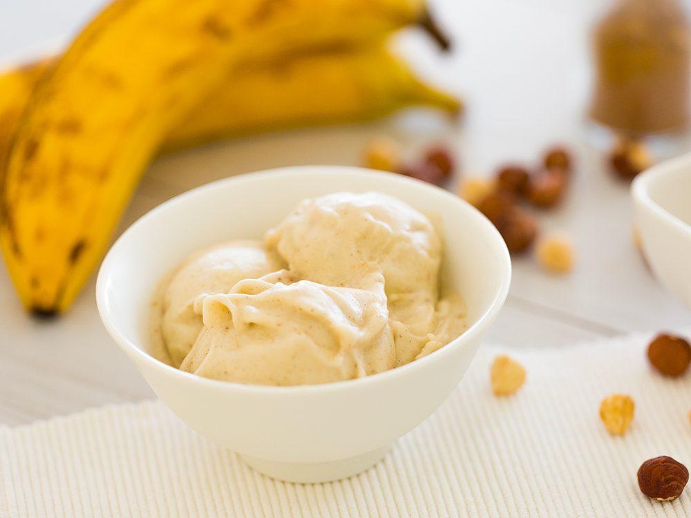 Quoi de plus délicieux qu'une crème glacée comme friandise cet été?