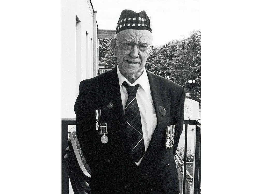 Jour du Souvenir: le sergent.